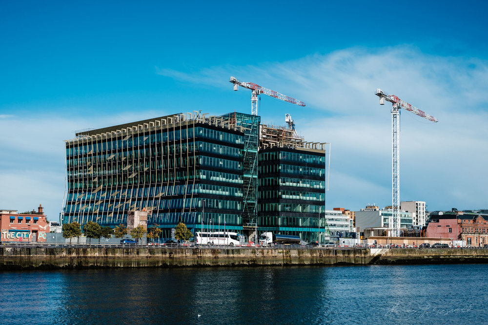 Buildings in Dublin