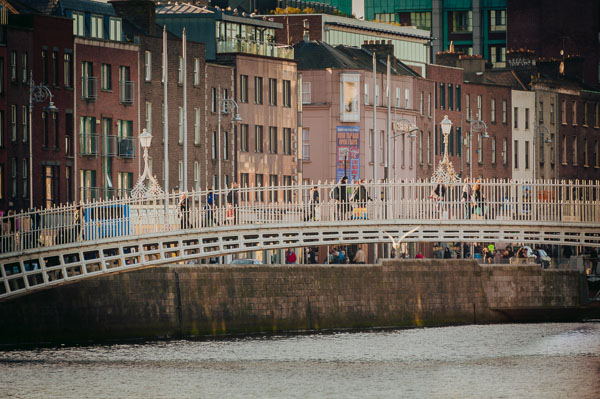 """Crossing Ha'penny""