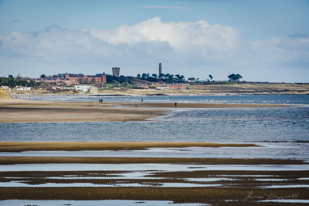North Dublin Coastline and Malahide Beach
