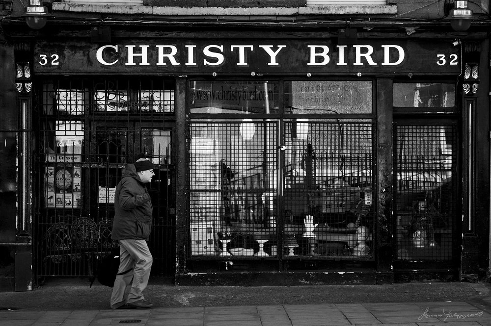 Christy Bird Pub - The Streets of Dublin