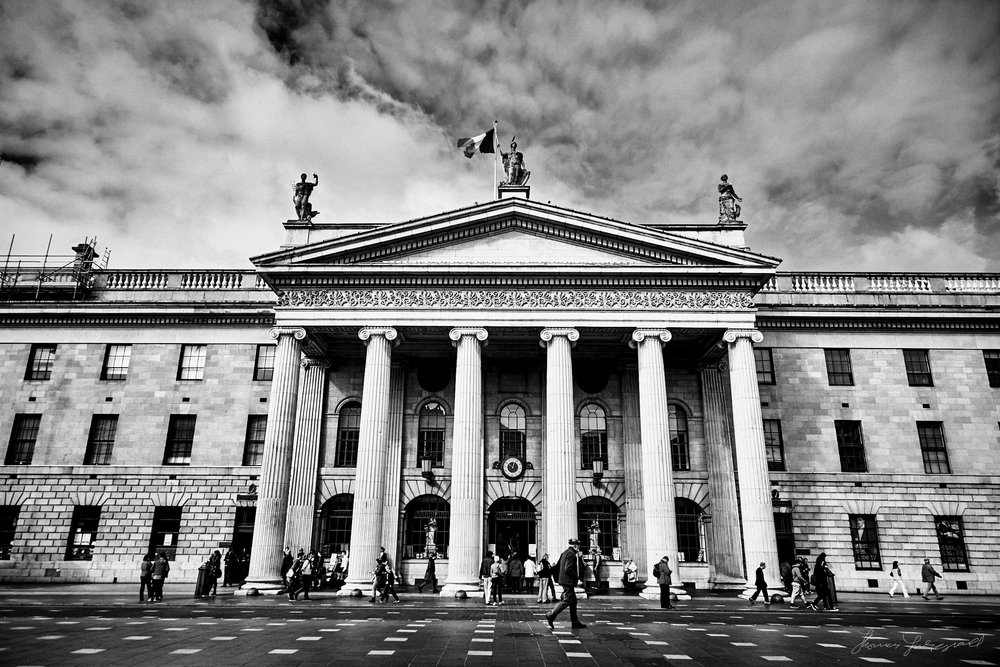 The GPO - The Streets of Dublin