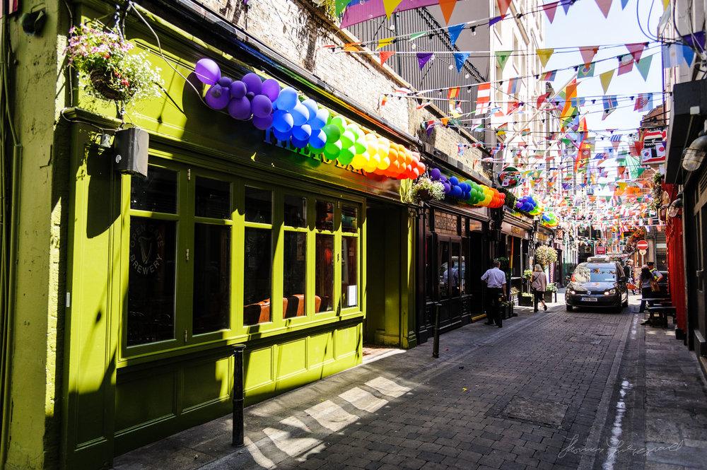 Dublin Pride 2018 - Streets of Dublin