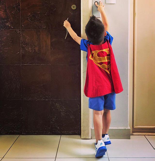 Nosso Super Kids, a grande razão da nossa alegria!