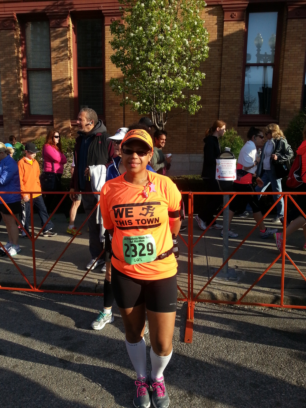 """Nancy """"Smooth"""" Ruffin      Health & Wellness Support coordinator    5K's, 5 milers, 10K's, Half Marathons and a Full Marathon. A former fitness/aerobics instructor of 6 years.    Captain Responsibilities:  Provide nutrition and exercises information. Assist and support members as a pace mentor when they transition to jogging from walking.   Today, 30 pounds lighter and many miles under my feetI now work for Weight Watchers International and run whenever I can. I have incorporated into my life healthy eating habits and running my town and willing to run yours. Come join me and the positive, energetic and supportive members of We Run This Townand never run alone again.   contact me at neruffin@verizon.net (or click on my name)"""