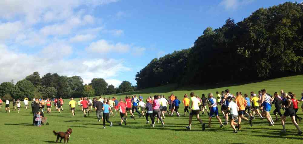 parkrun is a fun way to try a group workout and maintain your fitness - find out more at:  www.parkrun.com