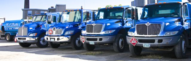 M.L. Halle Oil Has a Fleet of 11 Trucks Serving Central NH