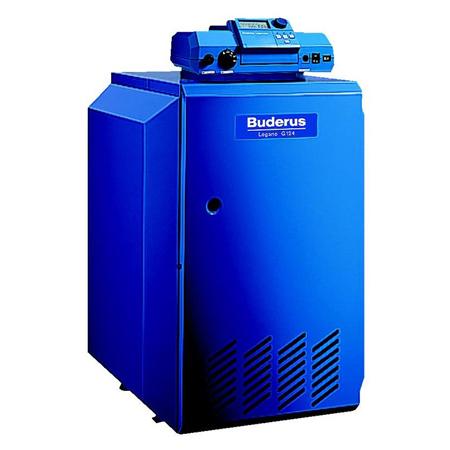 BuderusLogano Oil Heat Boiler