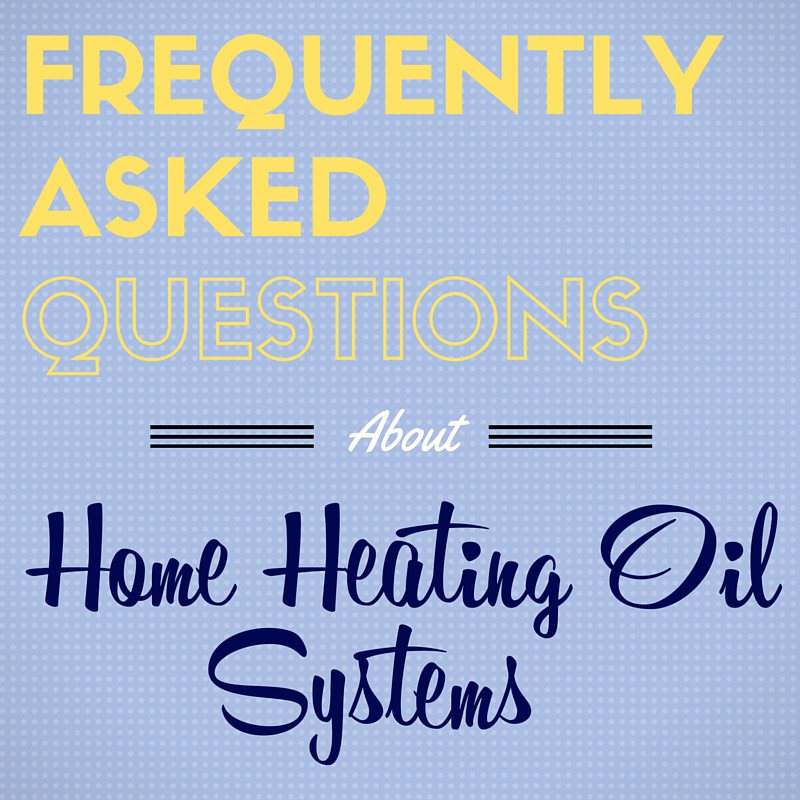 ML Halle Home Heating Oil FAQ's