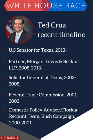 ted cruz biography timeline