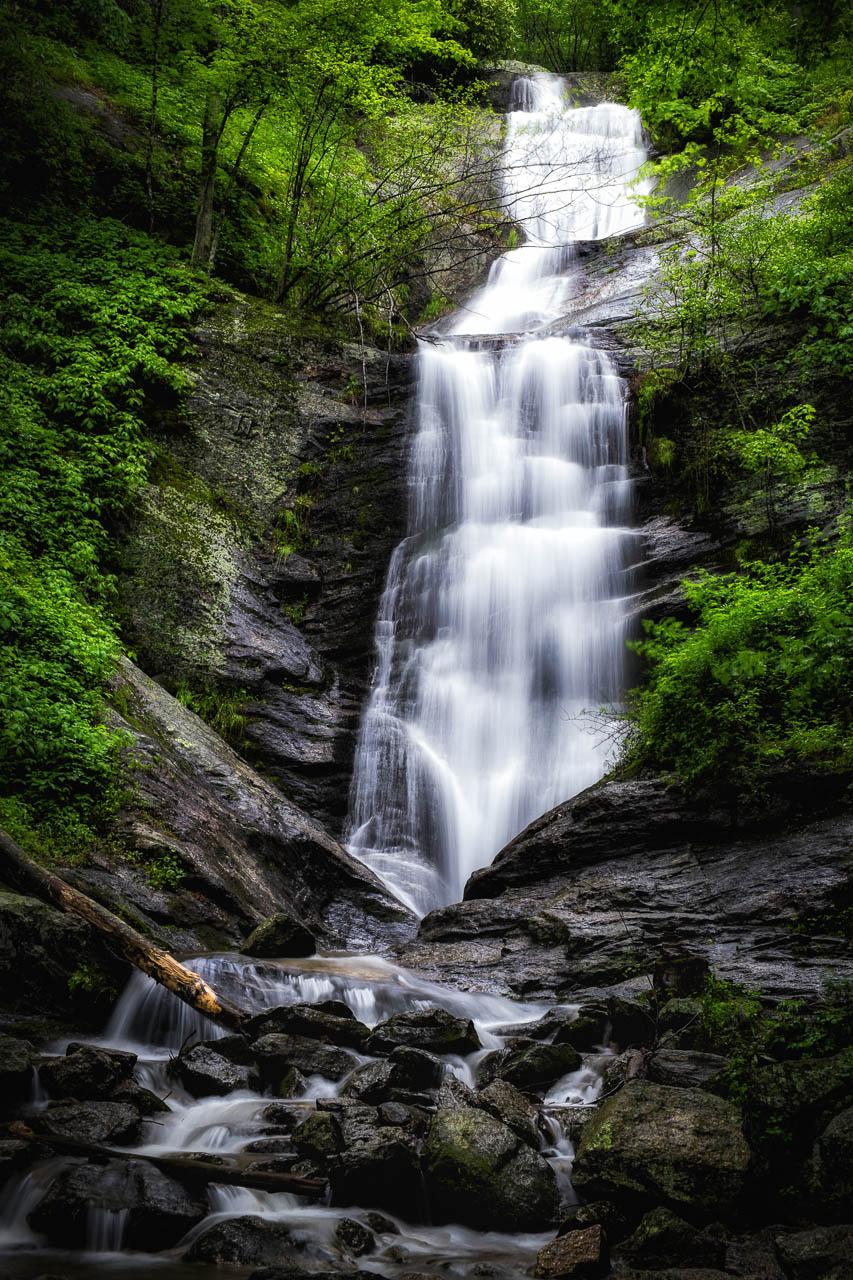 Toms Creek Falls