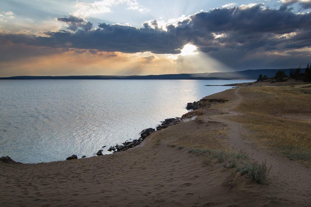 """The Path"" - Yellowstone NP"