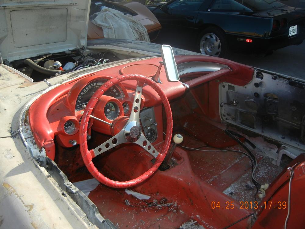 1962 Corvette Full Restoration