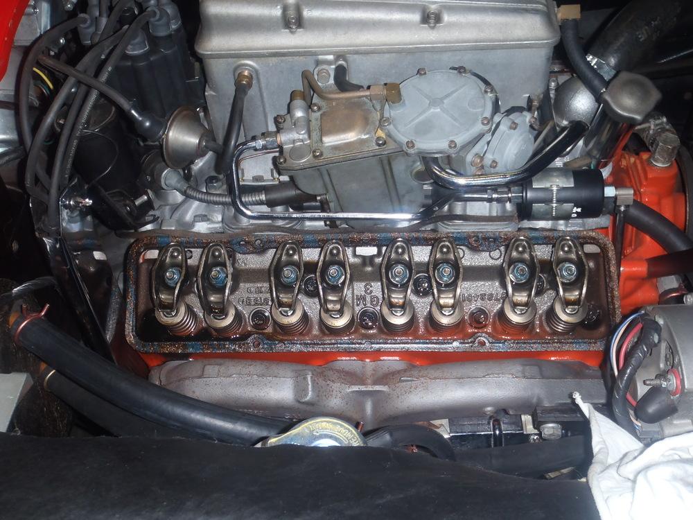 1964 Fuel Injection Overhaul