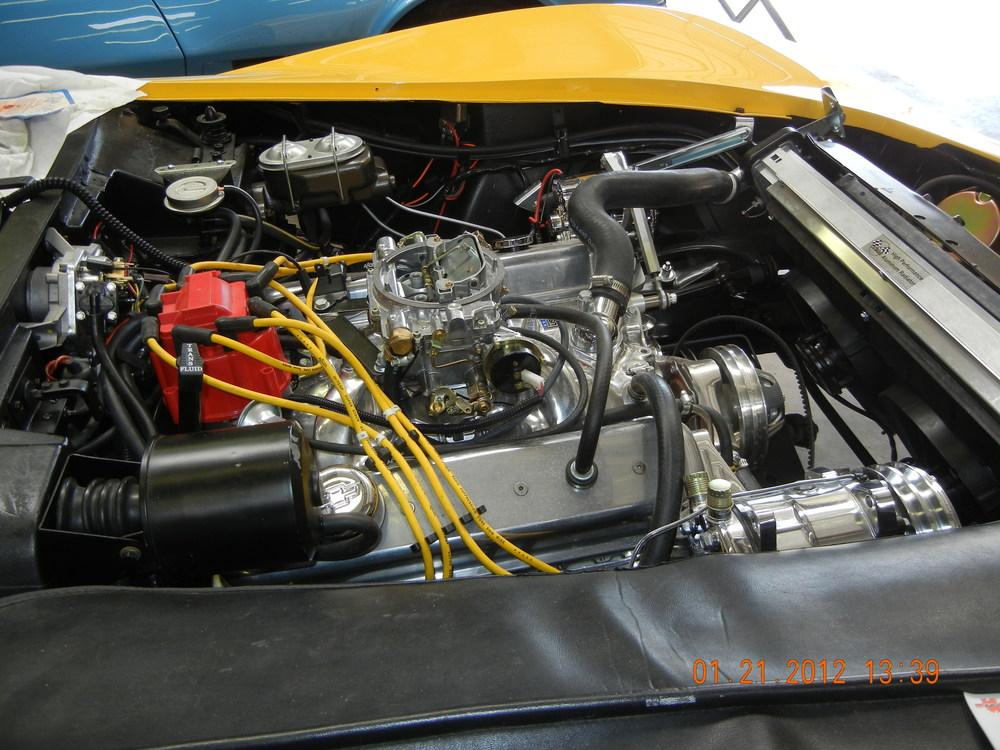 1969 Corvette Full Restoration