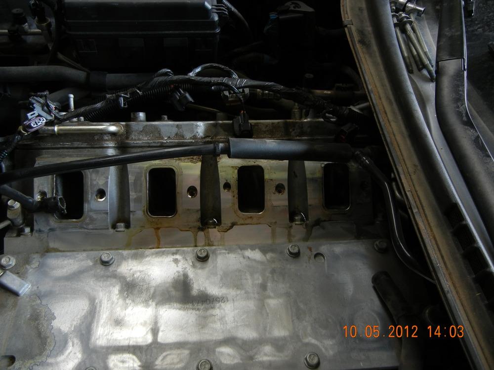 2006 Z06 Engine rebuild