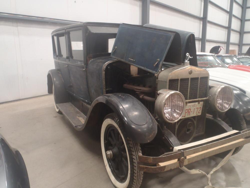 1925 Franklin Engine Rebuild