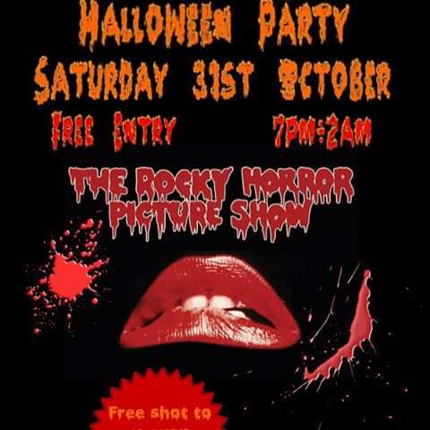 Let's do the time warp this Halloween!