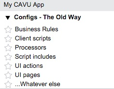 Stop the Module Madness — CAVUCode