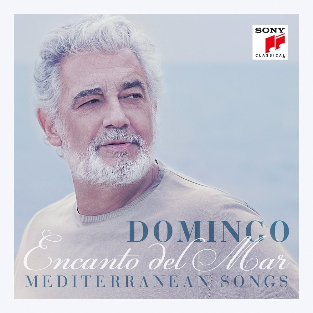 PLACIDO DOMINGO -ENCANTO DEL MAR - SONY CLASSICAL 2014