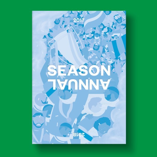 @seasonannual 2017/18 is now available to buy via our online shop. (Link in bio) Re-live all the action from last season - every game, every goal, all the best moments and all the best stats, beautifully illustrated. - #season #seasonannual #football #soccer #annual #premierleague #premier #league #amazing #original #illustration #design #graphic #graphicdesign #instagood #follow #photooftheday #magazine #book #availablenow