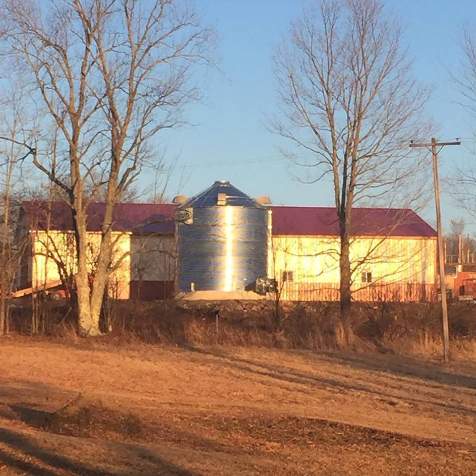 Hop Barn and Grain Bin  ~ 2016