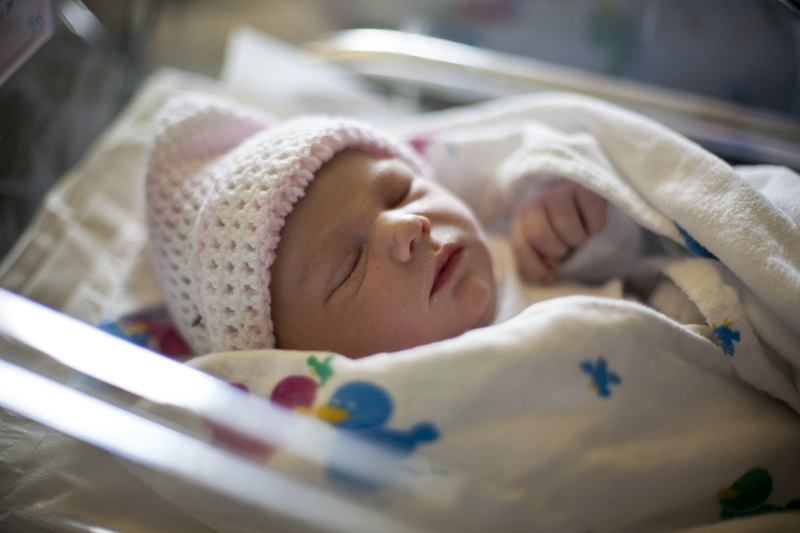Emma Catherine Franck - Born on November 25, 2009 Progress has been made on the brass lens project, but everything was put on hold last week with the arrival of little Emma. So far she's the most perfect little baby we could have hoped for.