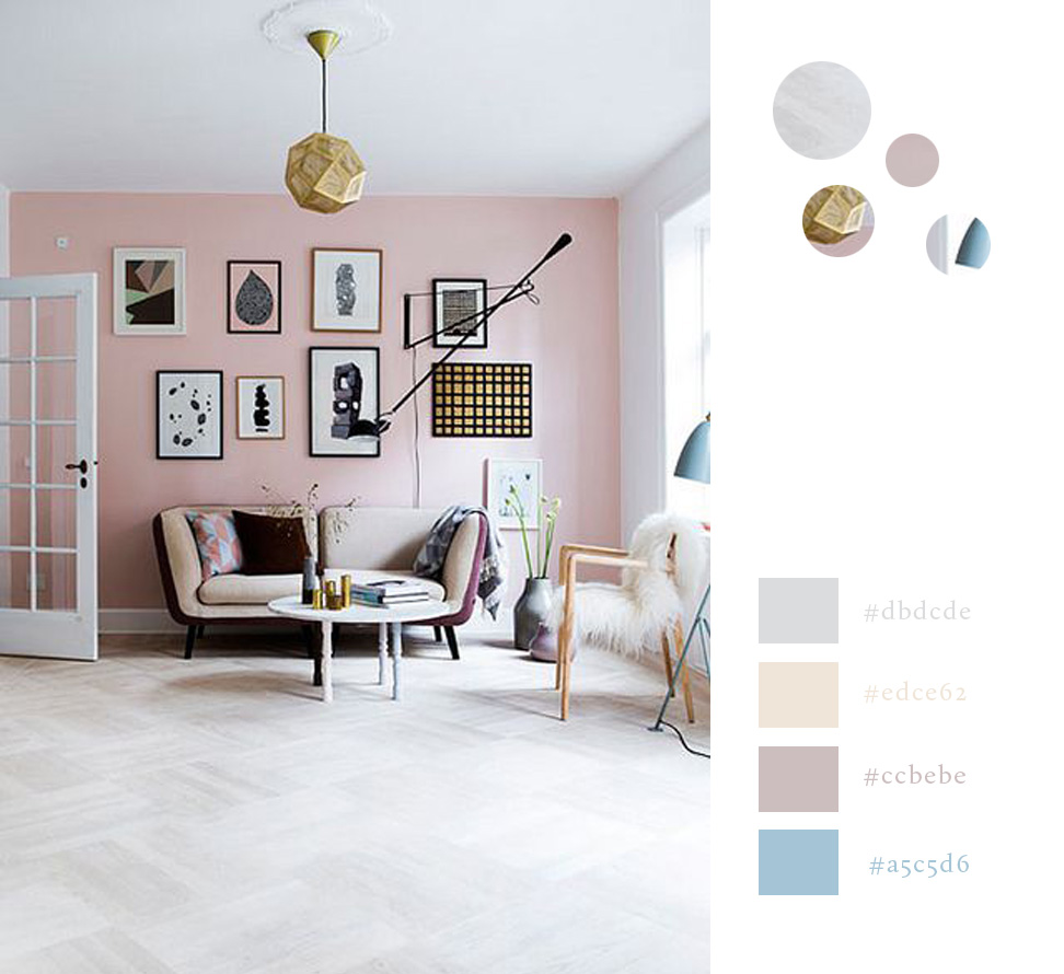 pinterest colour palette