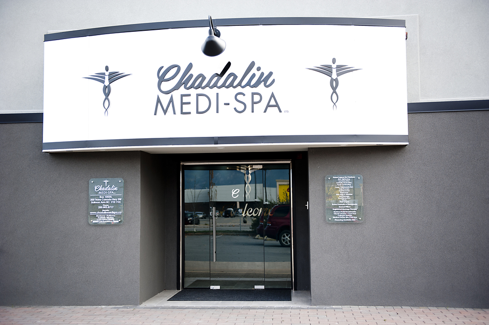 Welcome to Chadalin Medi-Spa   Salmon Arm's Premiere Medi-Spa Experience