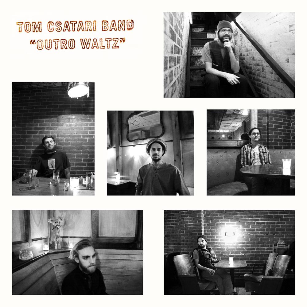 Tom Csatari  Album: Outro Waltz  https://tinymontgomery.bandcamp.com/album/outro-waltz