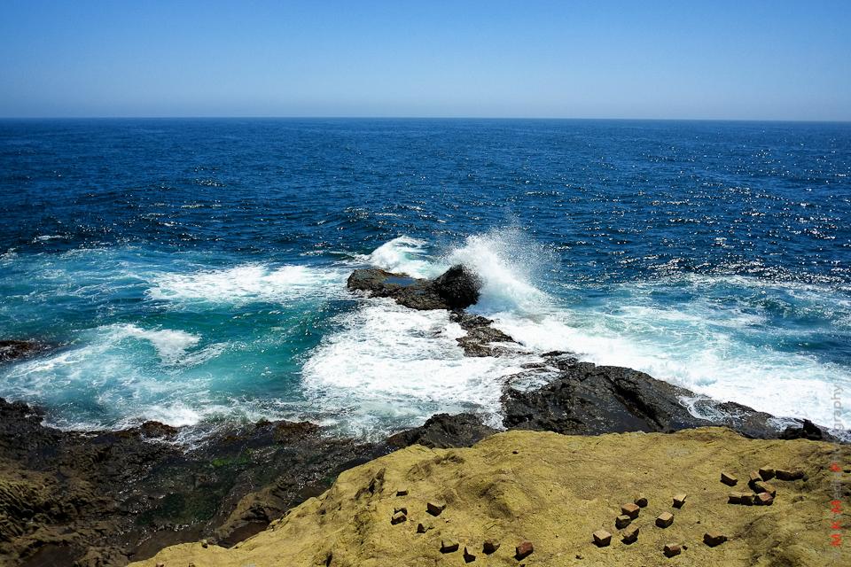 mediterranean fuji xpro1 spain waves