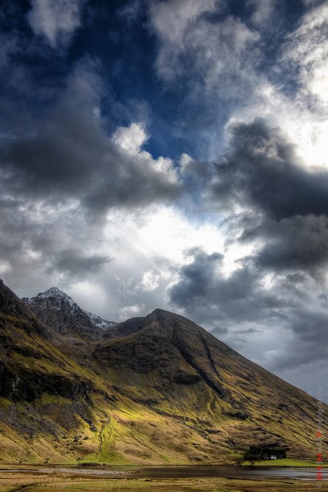 mountain landscape scotland