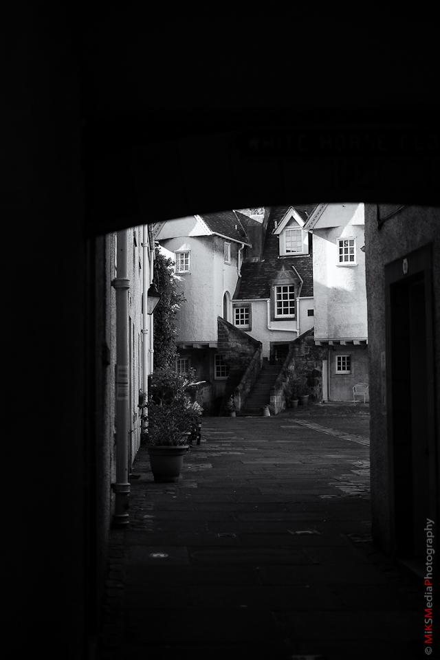 urban photography scotland edinburgh