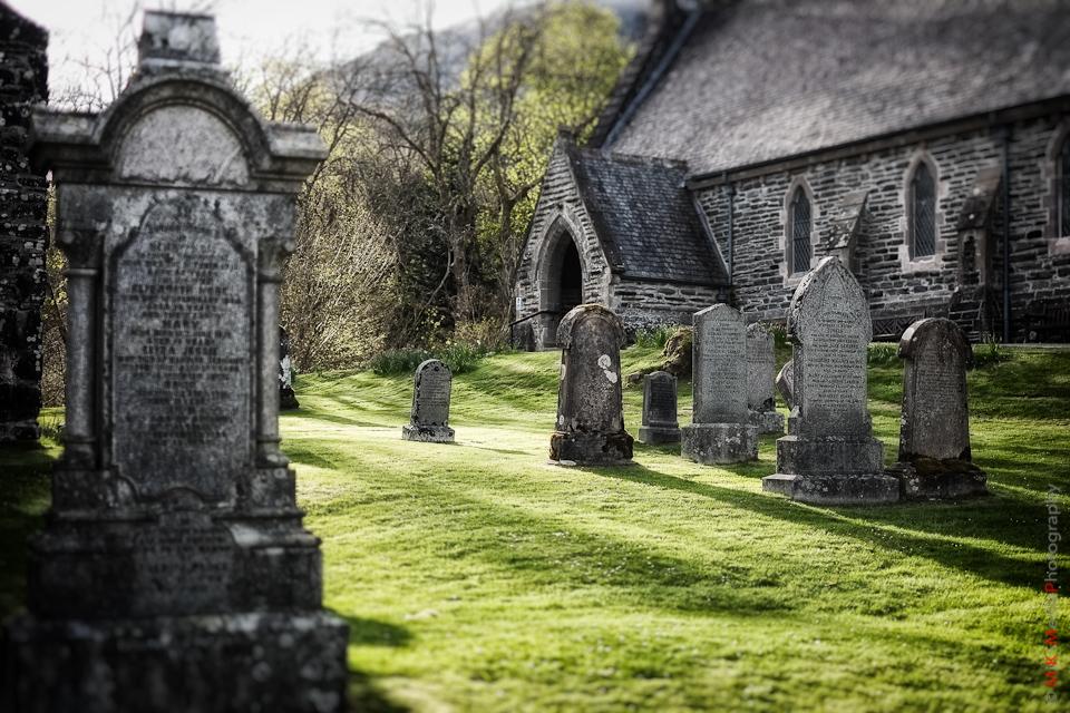 balquhidder rob roy church graveyard