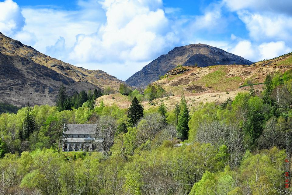 church mountain scotland