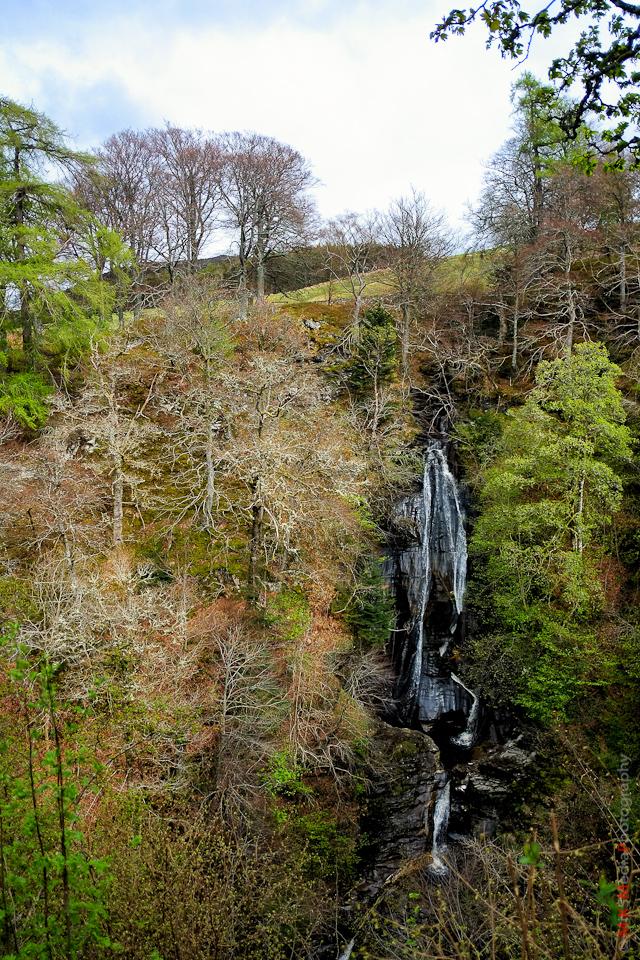 falls scotland highland