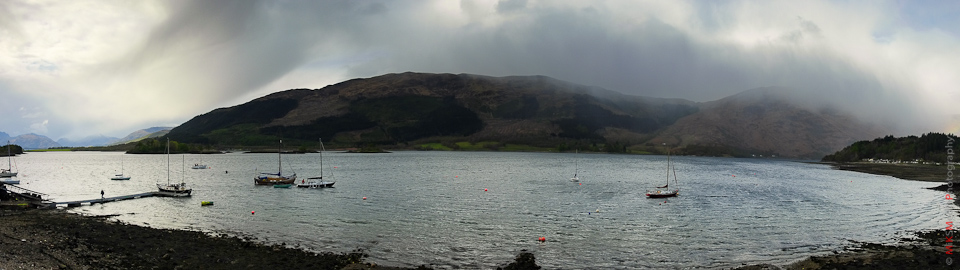 panorama scotland landscape