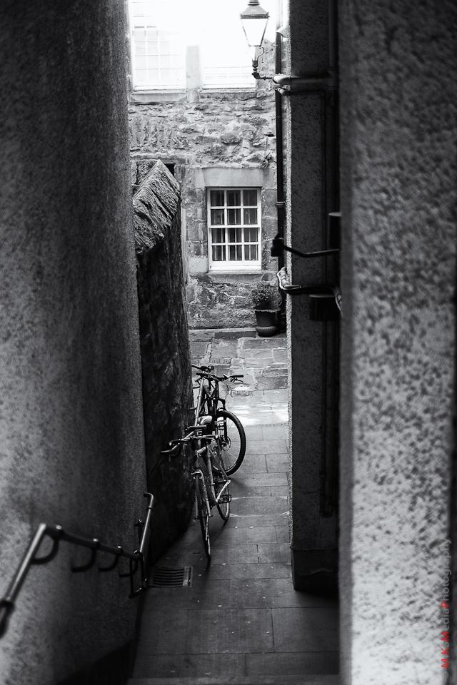 street edinburgh scotland photography