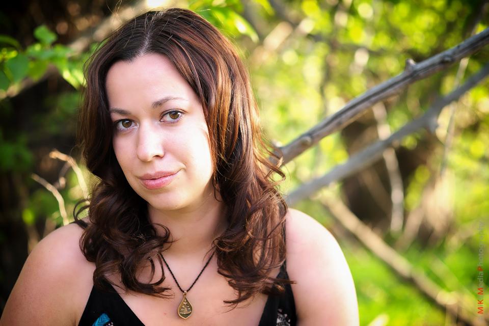 woman portrait edmonton photographer