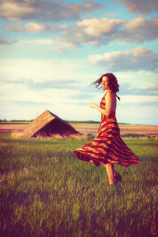 woman dress dance alberta edmonton photographer