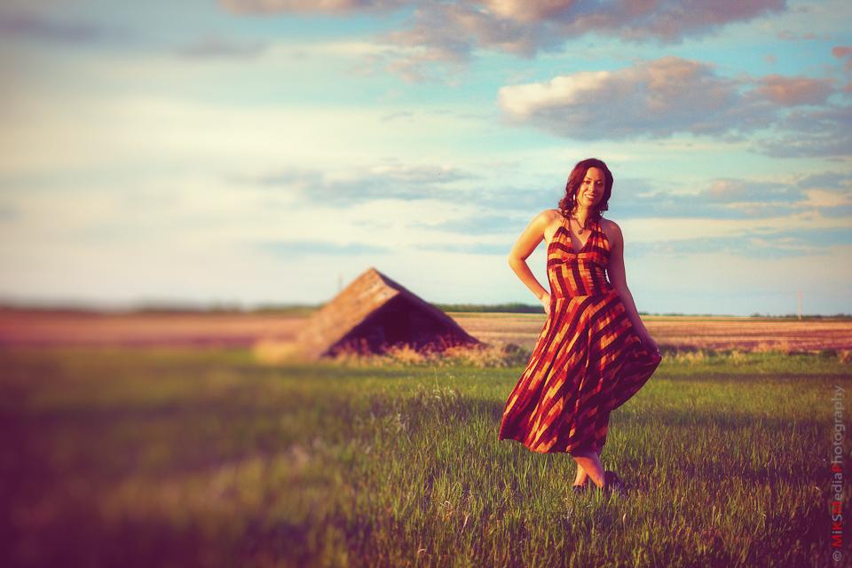 farm lady field alberta lifestyle edmonton photographer
