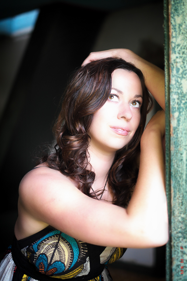 portrait woman girl photography edmonton