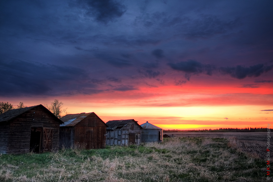 landscape alberta photography