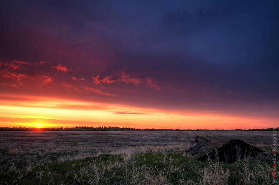 landscape photography alberta