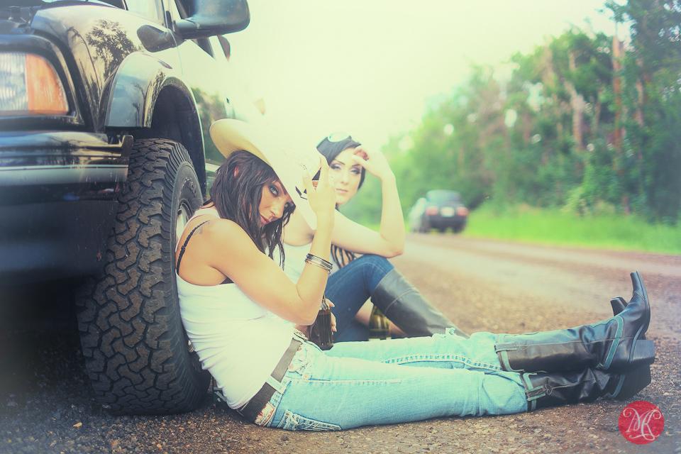 alberta country women portrait photography