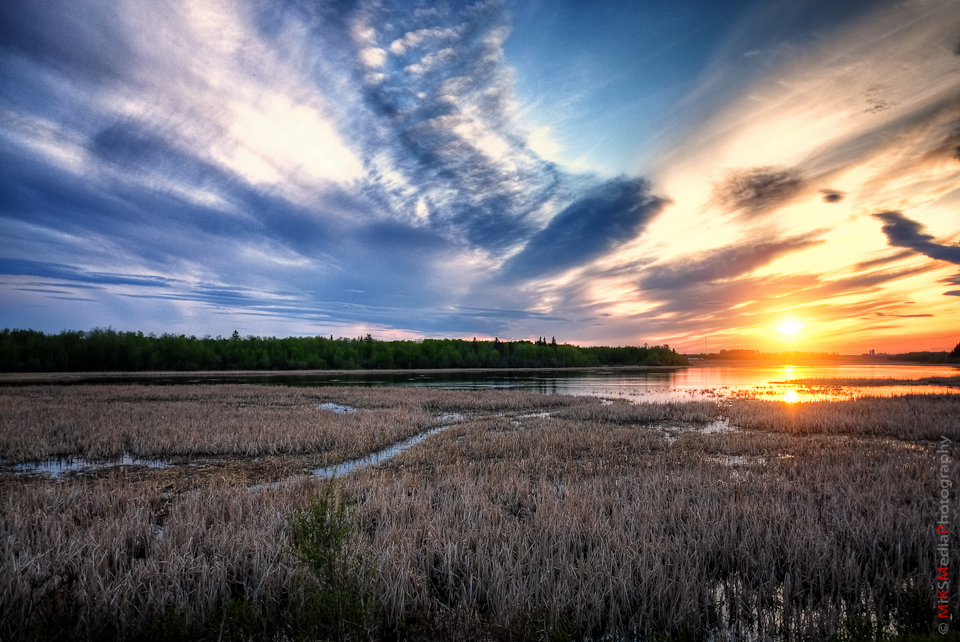 alberta landscape hdr photography