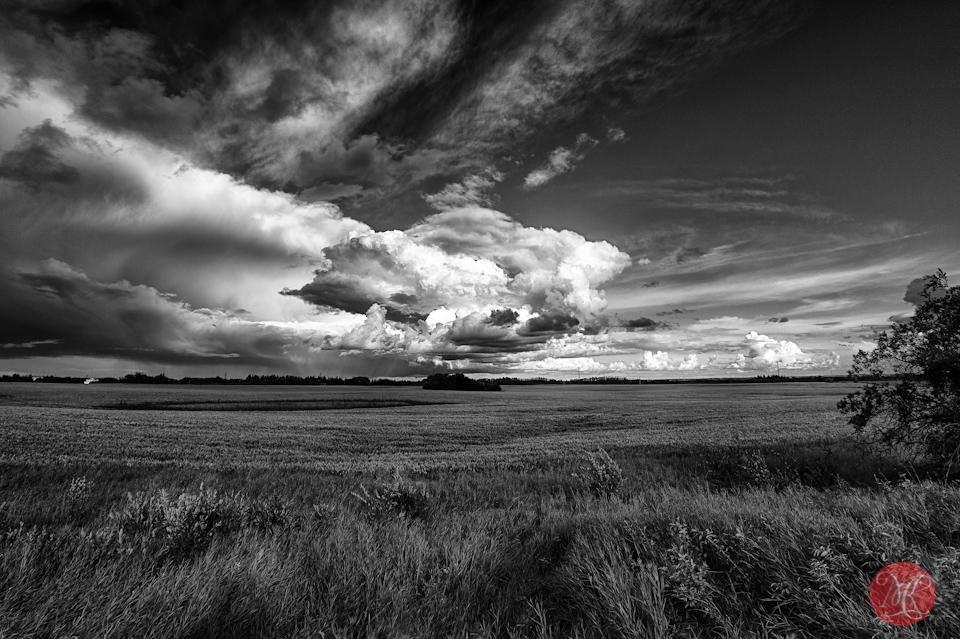 alberta landscape storm photography