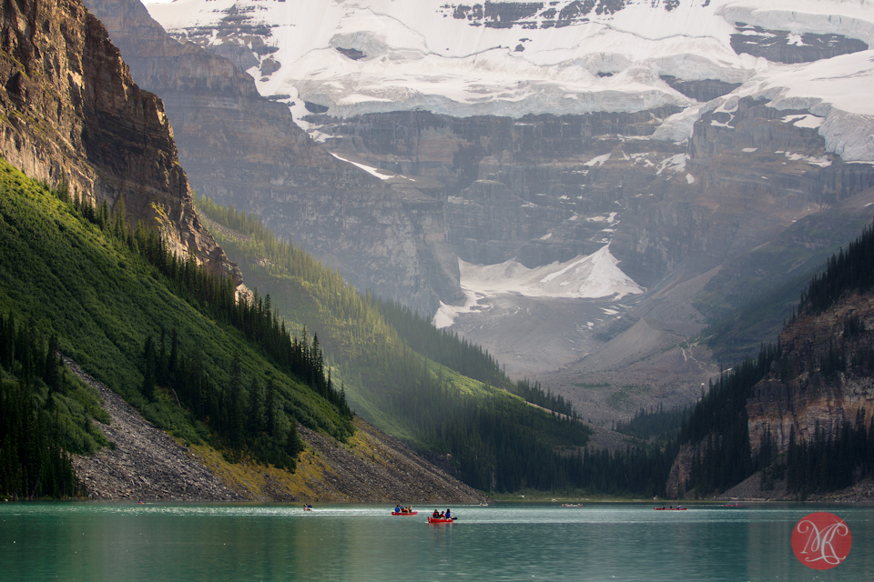 lake louise alberta park landscape photography