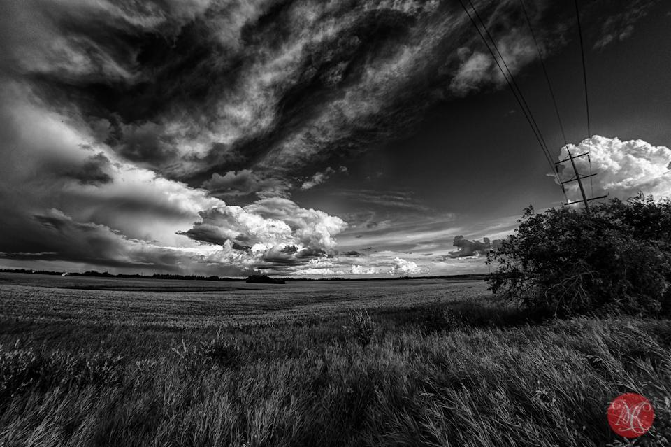 landscape alberta clouds sky photographer