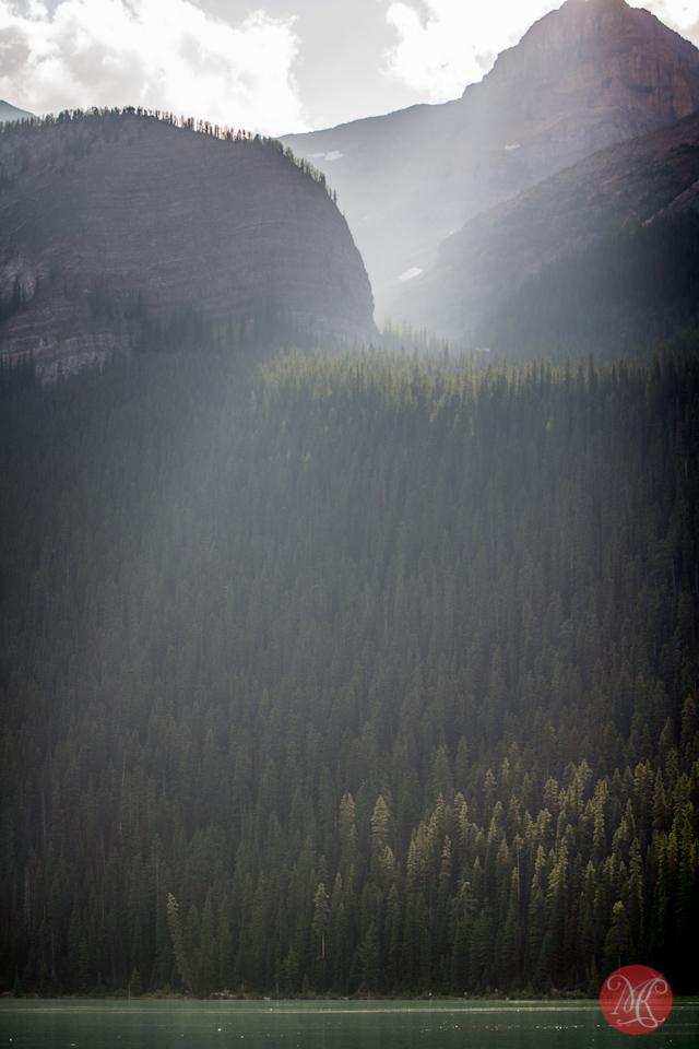 moutains banff alberta landscape