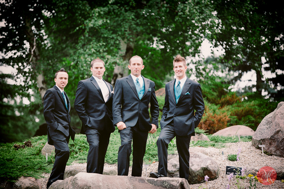 groom best man wedding alberta phoographer